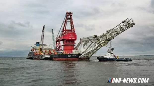 """На Украине оценили ущерб для экономики от запуска """"Северного потока – 2"""""""