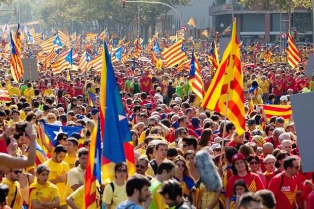 Тайны мадридского двора: в каталонском референдуме обнаружен след Израиля