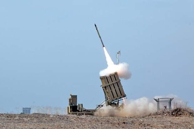 Палестинские группировки нанесли ракетный удар по израильскому Ашкелону