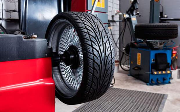 Пора менять колеса: конкурс про балансировку и дисбаланс