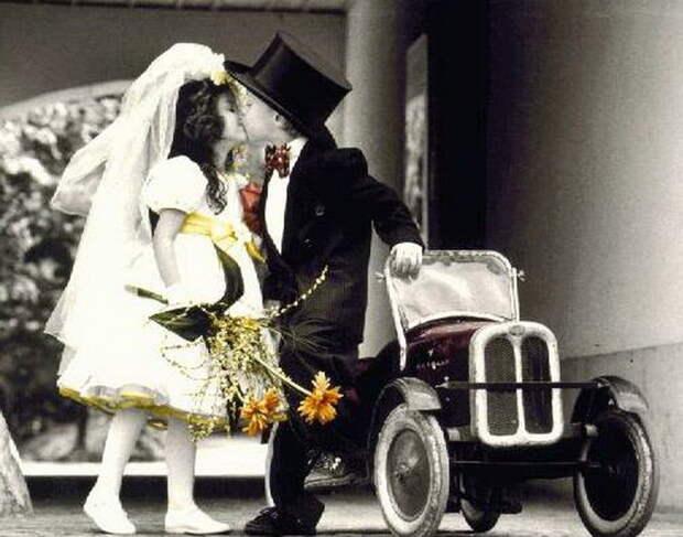 Что такое свадьба? Отвечают детки