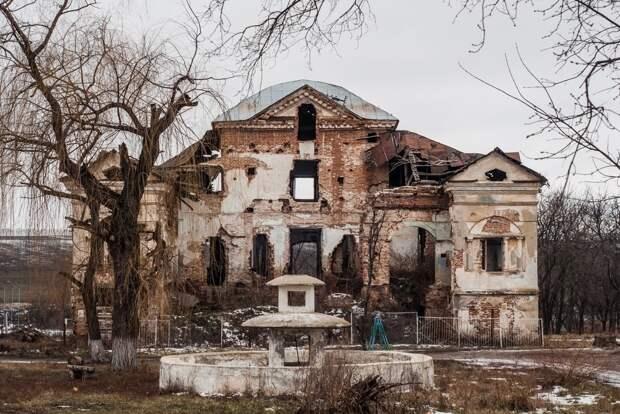 9 заброшенных русских усадеб