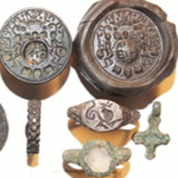 Римские кольца
