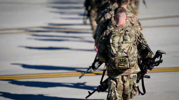 WSJ: США хотят перебросить войска из Афганистана ближе к границам России