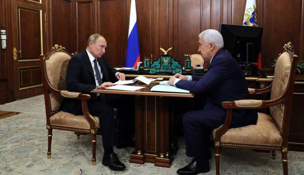 Хитрый ход Путина: Меликов заставит танцевать лезгинку армян и азербайджанцев