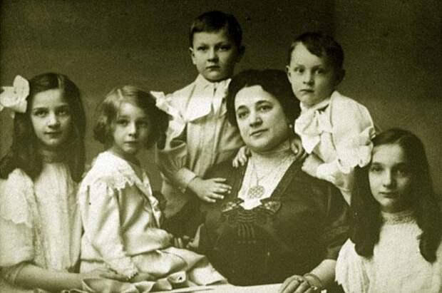 Федор Иванович Шаляпин: две семьи, два дома и много детей
