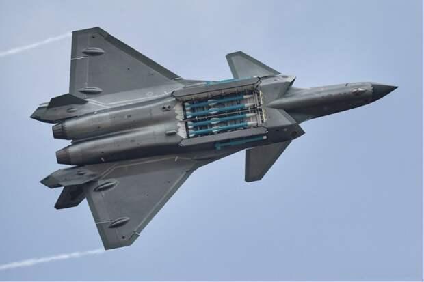 Хиноут: новые ракеты КНР и РФ требуют создания в США других истребителей