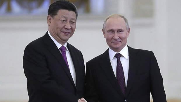 Путин и Си Цзиньпин поучаствуют в открытии строительства атомного объекта