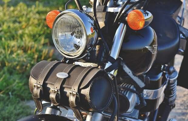 На Новой Башиловке произошло ДТП с мотоциклом