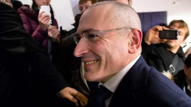 Ходорковский оказался марионеткой Ротшильдов