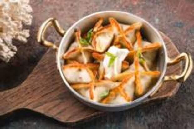 Постное и Вкусное - Кундюбы из гречки с грибным бульоном