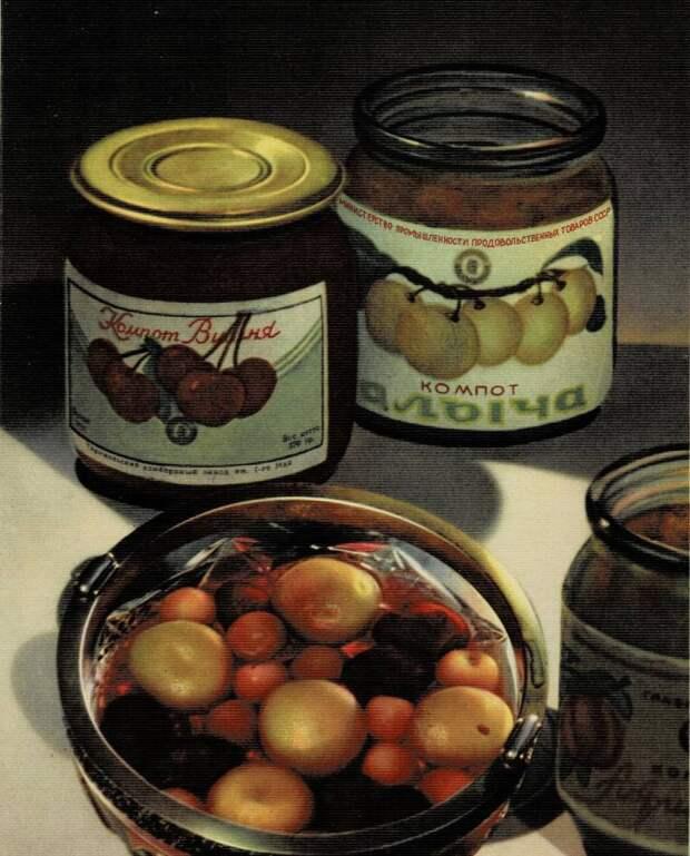 Поваренная книга Страны Советов. Еда в магазинах и дома