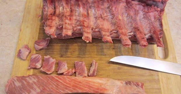 Коронное блюдо: жаркое из свиных ребрышек