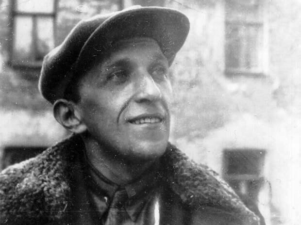 Яков Серебрянский. Архивное фото