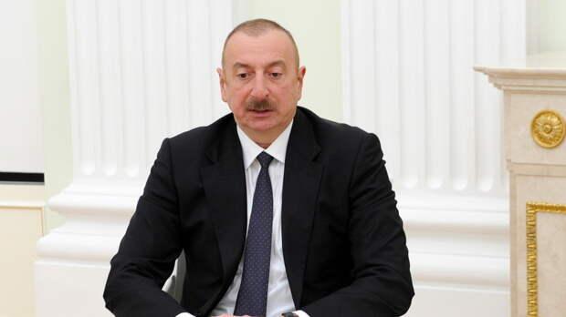 Путин и Алиев обсудили восстановление экономических связей на Южном Кавказе