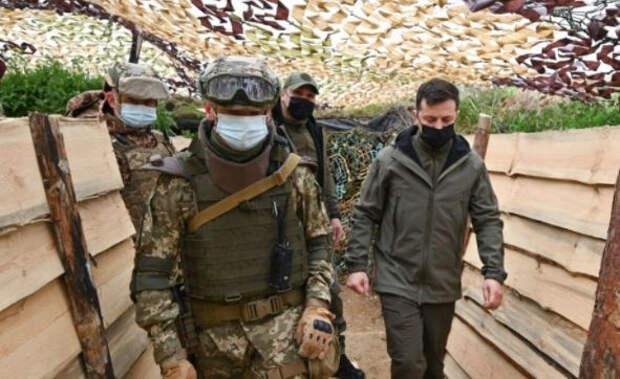 Глава ДНР полагает, что Зеленский боится «получить пулю в спину»