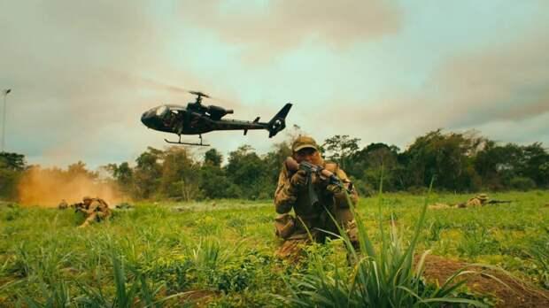 Военный боевик, основанный на реальных событиях – в сети появился трейлер «Туриста»
