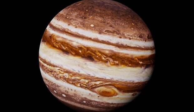 Обнаружен аналог Юпитера рядом с Солнечной системой