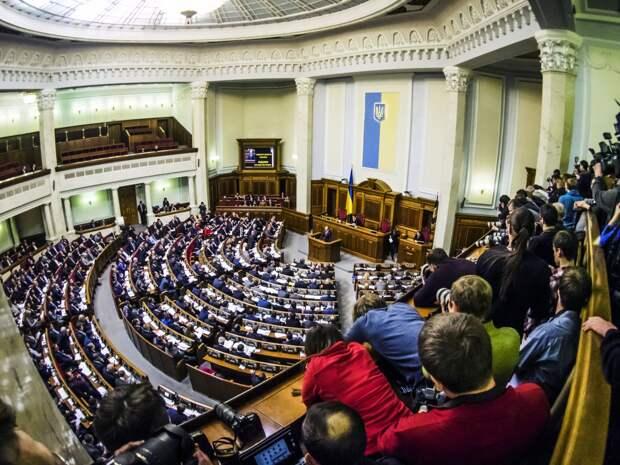 """На Украине создали объединение """"Движение против агрессии России"""""""