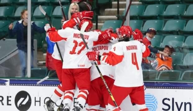 Фетисов надеется напобеду юниорской сборной России над Канадой вфинале ЧМ-2021