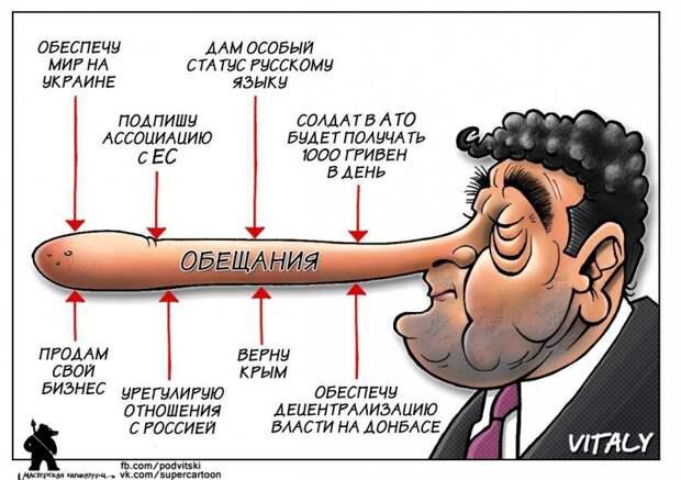 Пётр Порошенко как «переходная фигура»