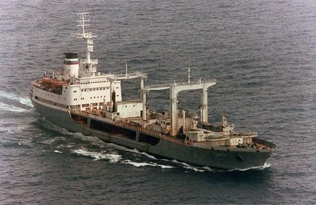 Украина «наварилась» на двух русских танкерах