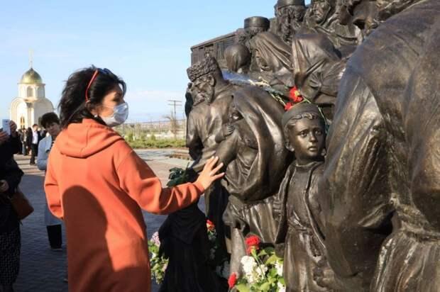Мемориал на станции Сирень будет открыт досрочно, — Аксёнов