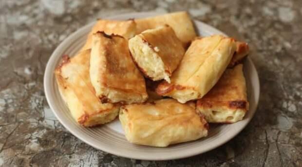 Сладкий пирог из лаваша и творога. Вкуснейшая выпечка за 10 минут к завтраку и не только 5