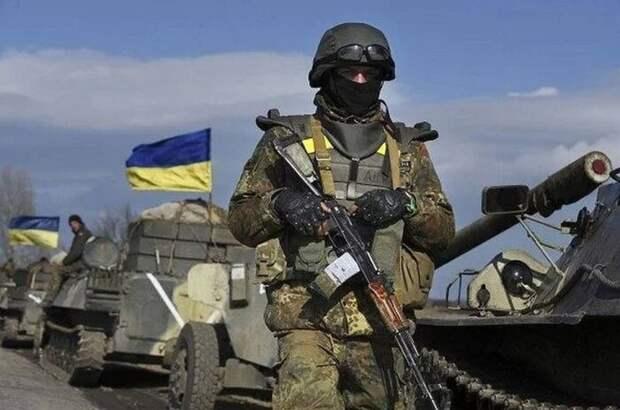 На Украине ВСУ и СБУ привели ввысшую степень боевой готовности