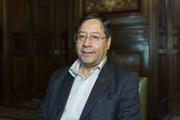 Итоги первого тура на выборах президента Боливии