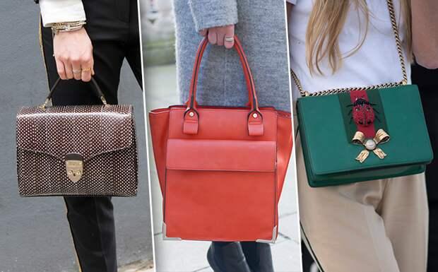 Обязательный набор: 7 сумок, которые должны быть укаждой женщины