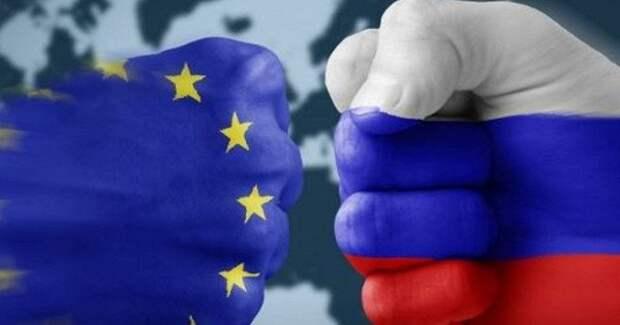 Единая Европа начала вторжение в Россию