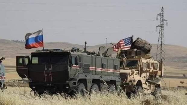 Военные РФ остановили колонну американцев в Сирии. События дня