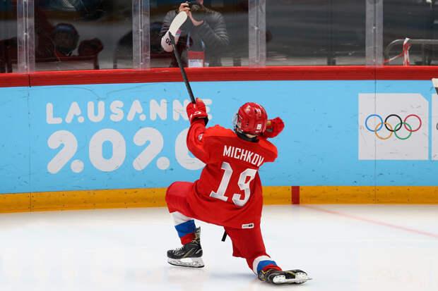 Лучшими хоккеистами сборной стали Мичков, Чибриков и Иванов