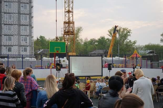 Опубликовано расписание бесплатных киносеансов под открытым небом в Нижнем Новгороде