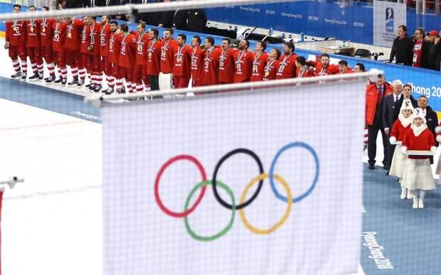 Официально: сборная России будет выступать на ЧМ-2021 с гимном IIHF и под флагом ОКР