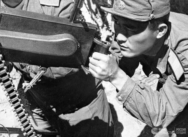Война в Корее: охота на «Сейбра»