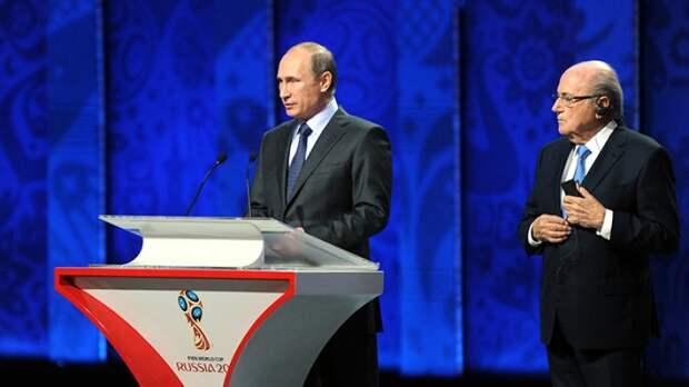 Владимира Путина не удивила форма сборной Украины с Крымом