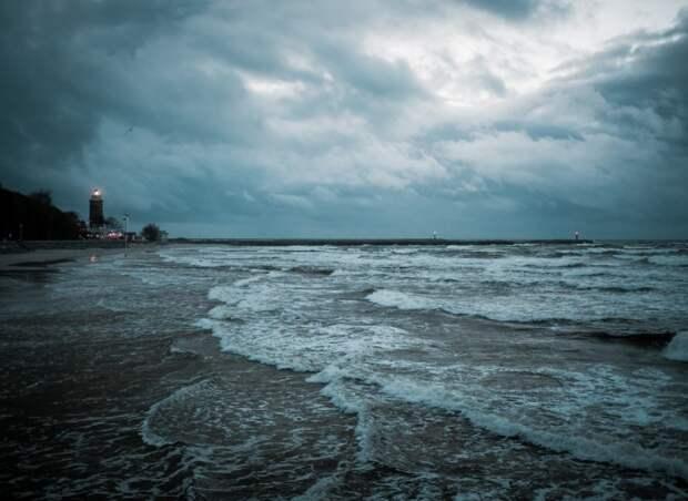 Прогноз погоды в Крыму на четверг: дождь, ветер, до 14 градусов тепла