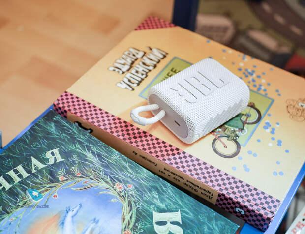 Обзор JBL GO 3 – лучший подарок до 3 000 рублей