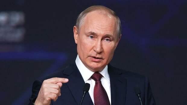 Путин проведет 30 июня очередную прямую линию