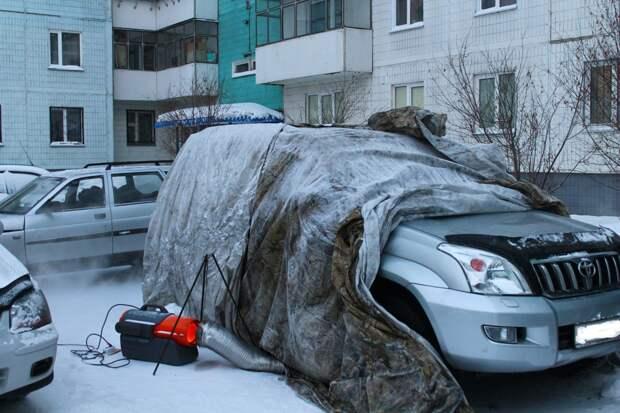 Почему автомобиль не заводится в мороз: 5 основных причин