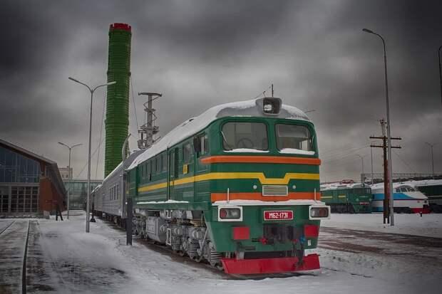 Ядерный «Поезд-призрак» появится в России