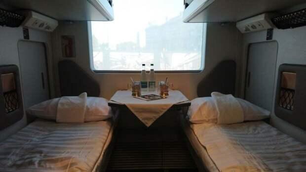 Составлен топ самых популярных направлений для путешествий по России летом на поезде