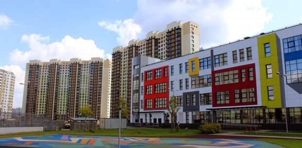 В Новой Москве построят около 2 млн кв. метров жилья в 2021 году