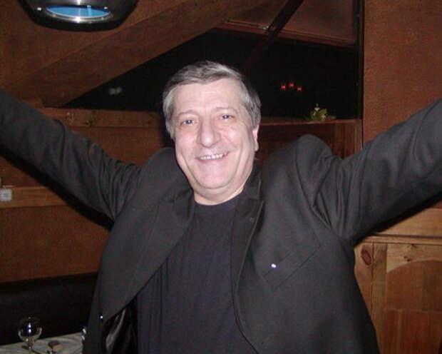 Ванати Алиев (6 июня 1958, Махачкала — 1 июня 2012, Махачкала). актеры, звезды, квн, чтобы помнили