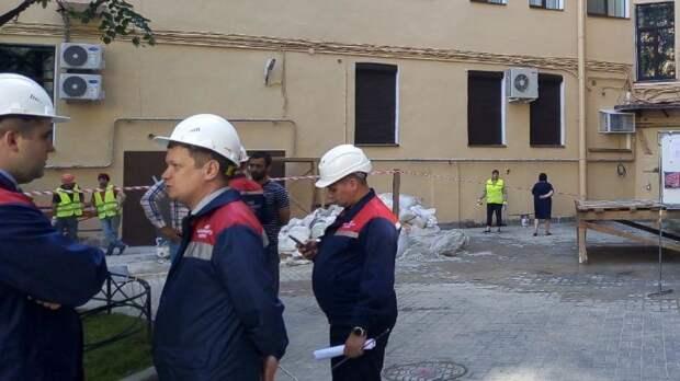 Строители с начала года отреставрировали 30 исторических объектов в Москве