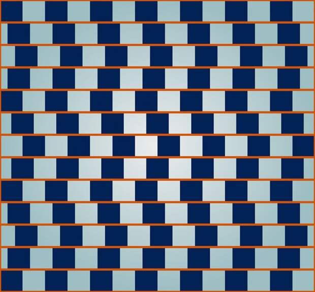 Не верьте своим глазам! 10 картинок, которые обманывают ваш мозг иллюзии, оптические иллюзии