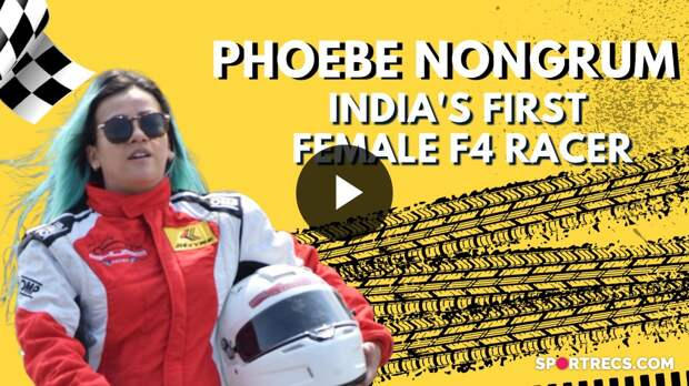 Inspiring journey of India's first women Formula 4 racer Phoebe Dale Nongrum | GBS
