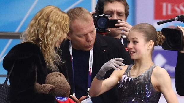 Леонова: «Шансы Трусовой у Тутберидзе попасть на Олимпиаду такие же, как и у Плющенко»